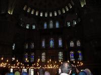 Fenster Blaue Moschee