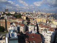 Istanbul vom Galataturm