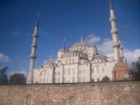 Sultan-Ahmet-Moschee