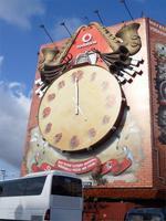 Vodafone Uhr