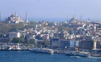 Hagia Sophia und Sultanahmet