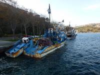 Kurz vor unserer Bosporus Schifffahrt