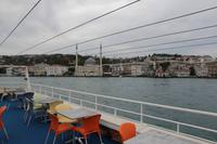 Bootsfahrt auf dem Bosporus Istanbul