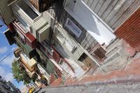 Traditionelle Holzhäuser in Istanbul