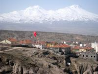 Südkappadokien mit Hassan Berg