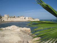 Mädchenburg am Mittelmeer