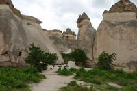 Pasabag-Tal (Pasarbagi - der Garten des Pascha)