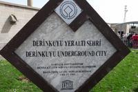Derinkuyu - die unterirdische Stadt