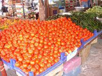 Avanos - Wochenmarkt