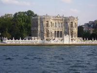 Palast in Beylerbeyi (Istanbul)