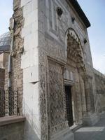 Konya, Eingang medrese
