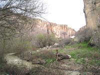 im Canyon des Ihlara Tales