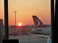 Flughafen in Istanbul