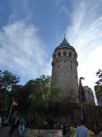 Galata-Turm // Istanbul