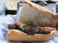 Unser Picknick-Brot