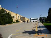 Rückfront Mausoleum Atatürks