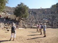 Amphitheater von Kaunos