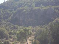 Felsengräber Pinara (2)