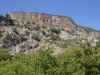 Felsengräber Pinara