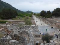 Türkei, Ephesus, Hafenstrasse