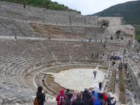 Türkei, Ephesus, Theater