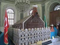 Bursa,Thromb des Osman