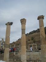 Ephesus, kleine Säulenlehre