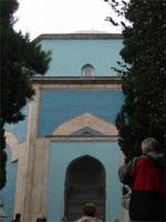Grabmal-Sultan Mehmed I