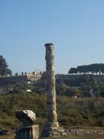Reste des Artemistempels in Ephesus