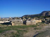 Im antiken Hierapolis