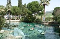 Thermalbad in Pamukkale