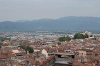 Blick über Bursa