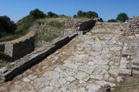 Rampe in Troja