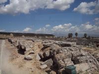 altes Stadion von Perge