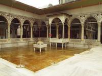 Brunnenanlage im Palast, Istanbul