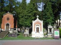 Lemberg: Rundgang: Lycakivs'kij Friedhof