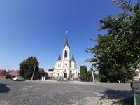 Luzk. Kirche der Babtisten.