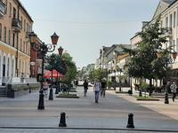 Brest. Sowjetskaja (Fußgängerzone).