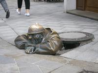 Bratislava:Der Cumil (Beobachter)