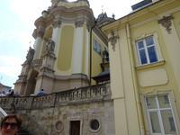 Lemberg: Rundgang: Kirche des Hl. Jura