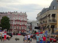 Odessa: Rundgang