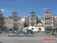 Platz der Unabhängigkeit, Kiew