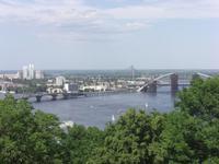 Kiew von oben