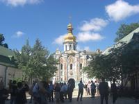 Kiew - Hoehlenkloster