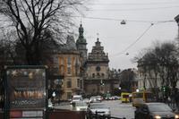 Bernhardinerkirche und Kloster