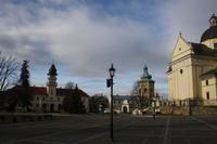 Rathaus in Zhowkwa