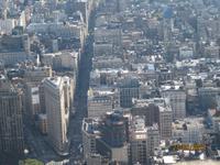 Welch ein Blick vom Empire State Building