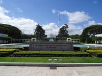 Oahu - Mormonen-Tempel