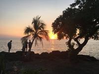 Big Island - Sonnenuntergang