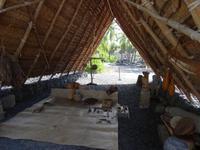 Big Island - Freilichtmuseum Pu´uhonua ´o Honaunau